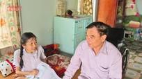 Quan tâm, chăm sóc nạn nhân chất độc da cam, hướng tới hòa nhập cộng đồng