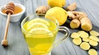 Cách nấu nước trà gừng uống thanh lọc cơ thể