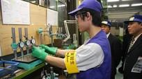 Cấm đưa lao động sang Nhật làm việc tại khu vực nhiễm phóng xạ