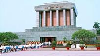 Điều chỉnh thời gian tu bổ định kỳ Lăng Chủ tịch Hồ Chí Minh