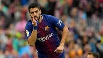 Gượng dậy sau cú sốc, Barca lập kỷ lục bất bại mới tại La Liga