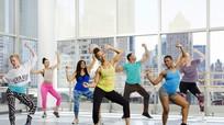 Nhảy Zumba giảm mỡ bụng chỉ với 10 phút mỗi ngày