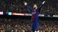 Vượt Ronaldo, Messi giành chiếc giày vàng châu Âu lần thứ 5