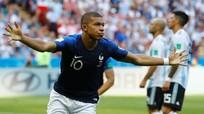 """Mbappe """"đè bẹp"""" Messi, Pháp tiễn Argentina khỏi World Cup 2018"""