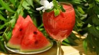 Công thức nước ép trái cây thanh nhiệt, tiêu độc mùa nắng nóng