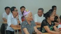 Cay khóe mắt với lá thư tri ân của cựu học sinh miền núi Nghệ An gửi thầy cô