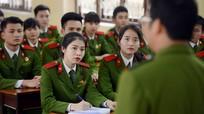 Thủ khoa năm 2018 của Học viện An ninh đến từ Hòa Bình, Lạng Sơn