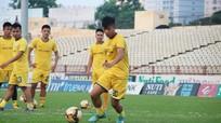 Các cầu thủ SLNA dự đoán kết quả trận Myanmar - Việt Nam