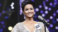 Hoa hậu H'Hen Niê khoe được đưa vào đề thi Văn tại một huyện ở Nghệ An