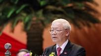 Diễn văn của Tổng Bí thư, Chủ tịch nước Nguyễn Phú Trọng tại phiên bế mạc Đại hội XIII
