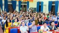 Cử tri nơi cư trú thống nhất giới thiệu Bí thư Tỉnh ủy Nghệ An ứng cử ĐBQH, HĐND tỉnh