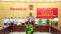Video: Công ty Cổ phần Tập đoàn Tân Long chính thức tiếp nhận CLB Sông Lam Nghệ An
