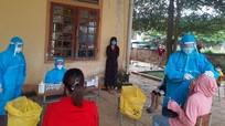 Phát hiện ca nhiễm không rõ nguồn lây, huyện vùng cao Nghệ An gấp rút điều tra dịch tễ