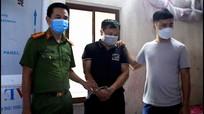 Video: Bắt kẻ 'thụt két' trộm gần 1 tỉ đồng của Công ty Vật tư tổng hợp Nghệ Tĩnh