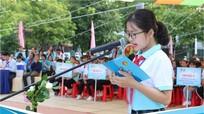 Nữ sinh người Thái Nghệ An được tuyên dương tại Liên hoan Thiếu nhi vượt khó học giỏi toàn quốc