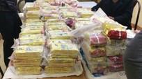 5 tháng mật phục rừng sâu phá chuyên án 500 bánh heroin