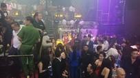 Phát hiện nhiều dân chơi phê ma túy trong bar