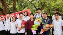 Chuyện giành Huy chương Bạc Olympic Toán học Quốc tế ở 'xứ người'