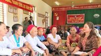Miền núi Nghệ An giảm sinh để giảm nghèo