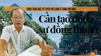 Chỉnh trang một số tuyến phố chính ở TP Vinh: Cần tạo được sự đồng thuận