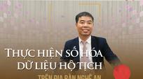 Thực hiện số hóa dữ liệu hộ tịch trên địa bàn Nghệ An