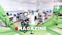 Bệnh viện đa khoa TP. Vinh - Dấu ấn 55 năm thực hiện sứ mệnh cao quý