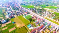 Huyện Nghi Lộc hoàn thành các tiêu chí huyện nông thôn mới