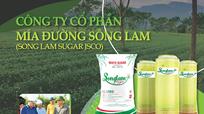 Công ty CP Mía đường Sông Lam đầu tư trọng tâm vào sản xuất nông nghiệp sạch - công nghệ cao