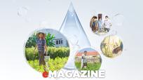 Huda mang niềm vui nước sạch về với mảnh đất Nghệ An