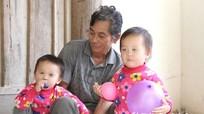 Những đứa trẻ lai  nơi miền Tây Nghệ An