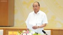 Thủ tướng Nguyễn Xuân Phúc: Chậm giải ngân đầu tư công đã tạo ra nút thắt cổ chai với nền kinh tế