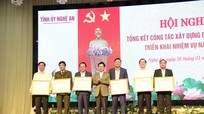 Nâng cao năng lực lãnh đạo, tập trung tổ chức đại hội Đảng các cấp thành công