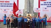 Phát động 90 ngày thi đua chào mừng 90 năm Ngày thành lập Đoàn TNCS Hồ Chí Minh