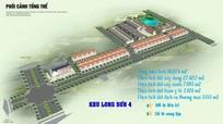 CIENCO4 chuyển nhượng khu đất tại phường Long Sơn, thị xã Thái Hòa