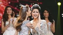 H'Hen Niê chiến thắng Hoa hậu Hoàn vũ Việt Nam 2017, cư dân mạng quốc tế nói gì?