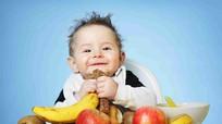 """4 loại thực phẩm giúp trẻ """"lớn nhanh như thổi"""""""