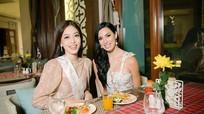 Á hậu Phương Nga xinh đẹp tự tin tại Miss Grand 2018