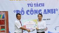 Trao 30 suất học bổng và 'Tủ sách Bồ Công Anh' tại Diễn Châu