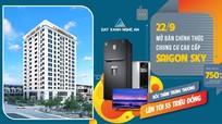 Ngày 22/9: Mở bán chính thức dự án căn hộ cao cấp trung tâm TP.Vinh