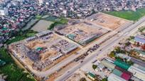 Trung tâm thương mại kết hợp chợ truyền thống Đô Lương: Bệ phóng cho nền kinh tế huyện