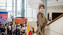 Phi Thanh Vân nóng bỏng tại Đại hội thẩm mỹ quốc tế