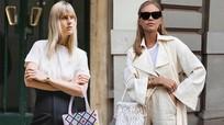 Túi kết cườm khiến tín đồ thời trang thế giới mê đắm
