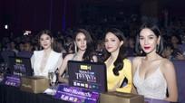 Hương Giang chấm thi bán kết Hoa hậu Chuyển giới Thái Lan
