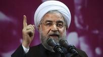 Bất ổn tại Iran: Tổn hại nặng nề nhất là Tổng thống Rouhani