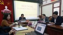 Hội nghị giao ban trực tuyến toàn quốc ngành Tổ chức xây dựng Đảng