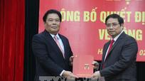 Đồng chí Sơn Minh Thắng giữ chức Bí thư Đảng ủy Khối các cơ quan Trung ương