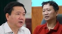 Sáng nay, 8/1, ông Đinh La Thăng, Trịnh Xuân Thanh cùng 20 bị cáo hầu tòa