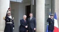 Việt Nam - Pháp ra tuyên bố chung đề cập về vấn đề Biển Đông