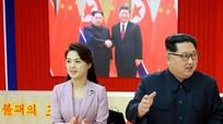 Đệ nhất phu nhân Triều Tiên sẽ cùng chồng dự tiệc chiêu đãi của Hàn Quốc