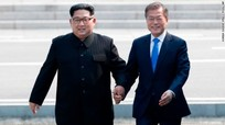 """Tổng thống Hàn Quốc muốn """"nói chuyện cả ngày"""" với lãnh đạo Triều Tiên"""